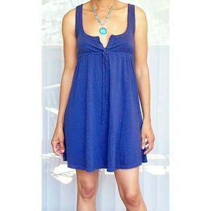 JOIE Cotton racerback summer beach dress